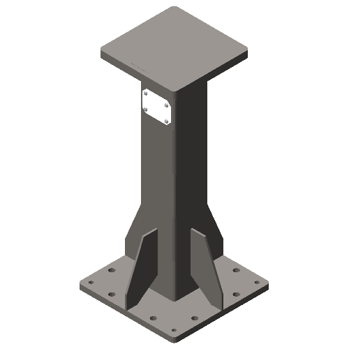 Standard Pedestals